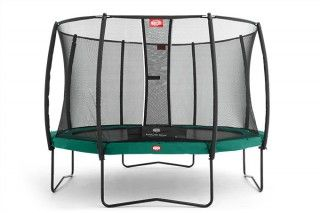Батут Berg Champion 380 + Safety Net Deluxe 380