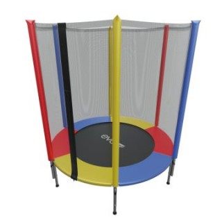 Батут EVO JUMP 4.5FT COLOR