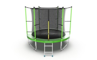 Батут EVO JUMP INTERNAL 8FT GREEN