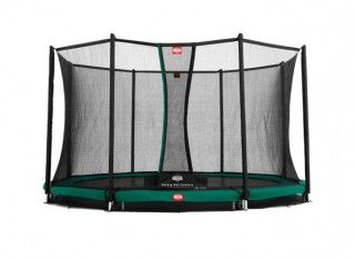 Батут Berg InGround Champion 380 + Safety Net Comfort(InGr) 380